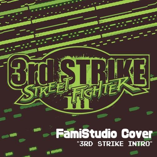 Street Fighter III: 3rd Strike  Intro [FamiStudio Cover]