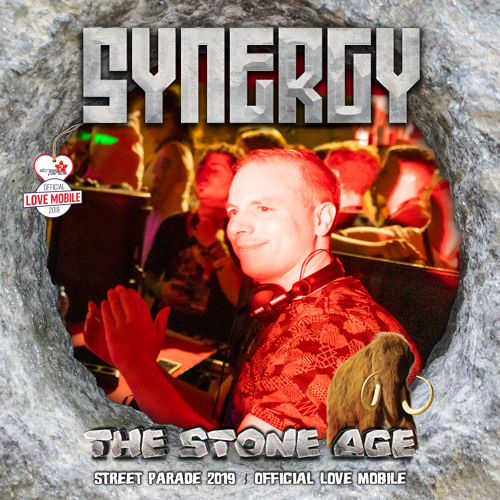 Allen Watts Live @ SYNERGY 'The Stone Age' Love Mobile - Street Parade Zurich (10.08.2019)
