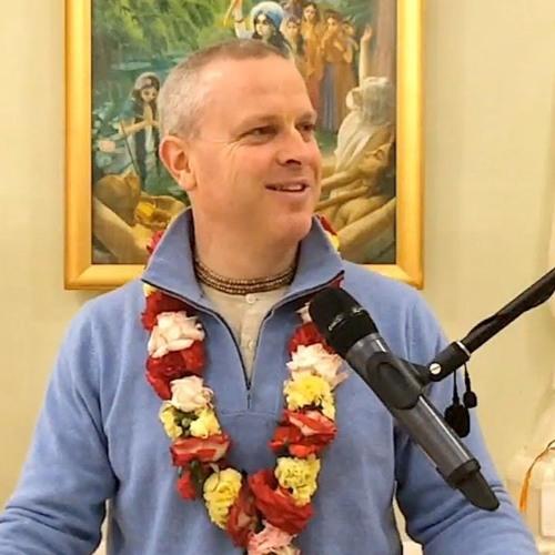 Śrīmad Bhāgavatam class on Tue 30th July 2019 by Kesava Dāsa 4.24.12