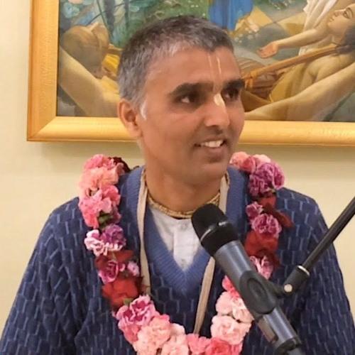 Śrīmad Bhāgavatam class on Thu1st August 2019 by Sukadeva Dāsa 4.24.14