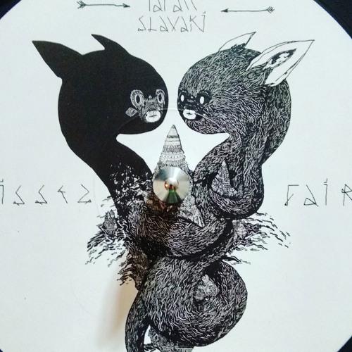 """[ELSVREC032] Yapacc / Slavaki - Laissez Faire, 12"""" EP preview"""