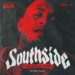 "Southside's ""I Invented Trap"" Sample Pack Vol 1."