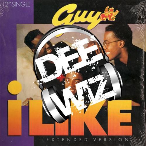 Guy - I Like (instrumental cover)