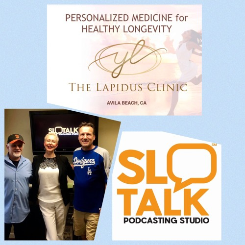 Dr. Yelena Lapidus, M.D., SLO Good Life Interview