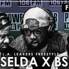 Benny The Butcher | Conway & Rick Hyde freestyle with the L.A. Leakers.Freestyle 090