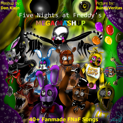 Five Nights at Freddy's Mega Mashup (Noy mine)
