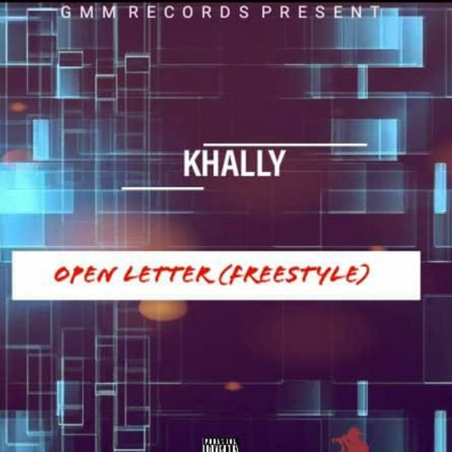 Khally - Open letter
