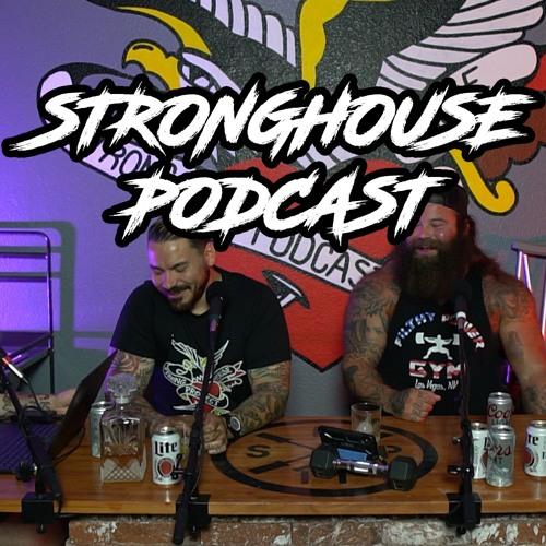 StrongHouse Podcast Episode 2 - Brandon Allen