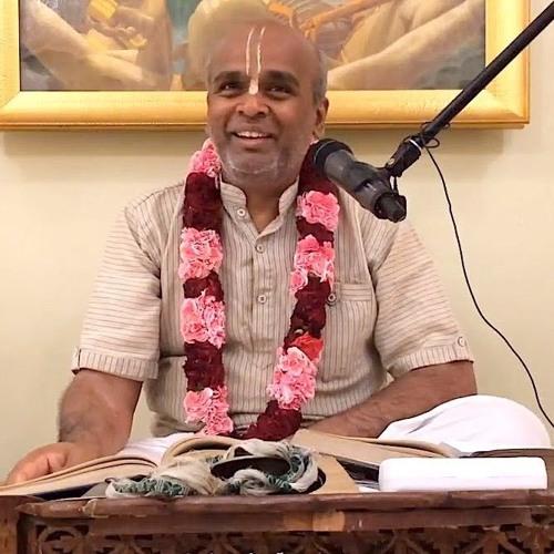 Śrīmad Bhāgavatam class on Fri 9th August 2019 by Karuṇānidhi Kṛṣṇa Dāsa 4.24.22