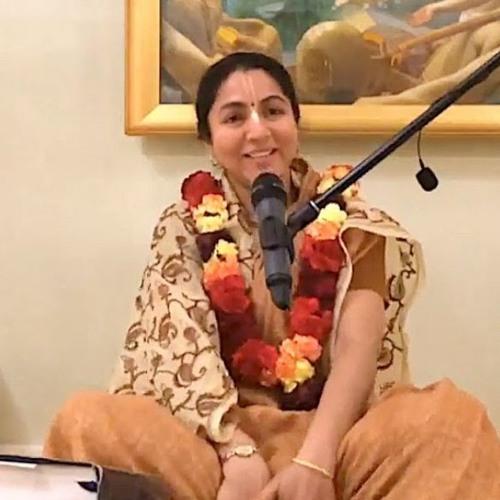 Śrīmad Bhāgavatam class on Mon 12th August 2019 by Pritilakshana Devi Dāsi 4.24.26