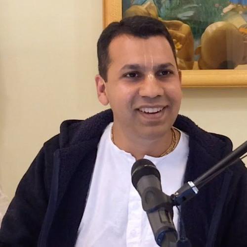 Śrīmad Bhāgavatam class on Fri 16th August 2019 by Sri Caitanya Dāsa 4.24.30