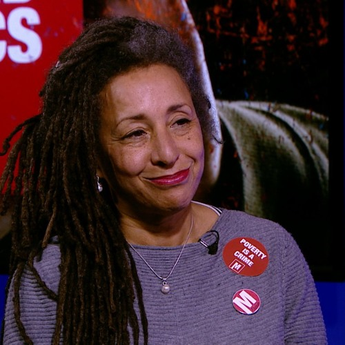 Jackie Walker. Author, Educator, Activist