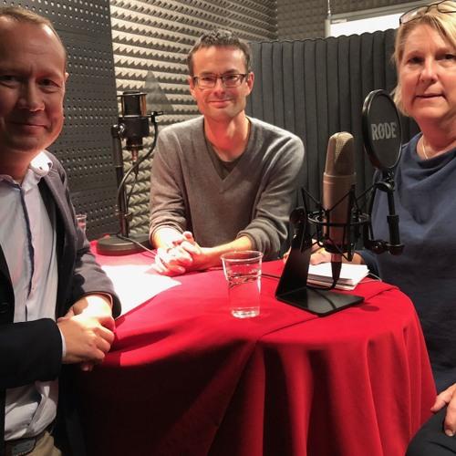 7 Karin Hassan Jansson och Jonas Lindström om boken Horet i Hälsta