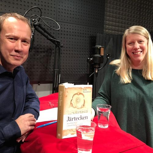 13 Sofia Gustafsson om boken Järtecken – Joen Petri Klint och 1500-talets vidunderliga lutherdom