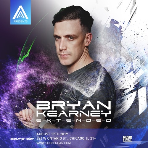 Bryan Kearney Extended - LIVE @ Sound Bar, Chicago, August 2019