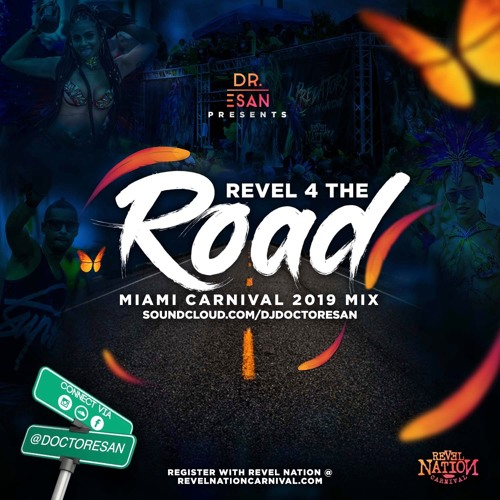 Revel4TheRoad 2019 Summer Mix
