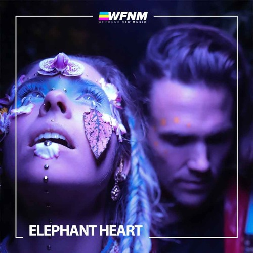Elephant Heart - 'HIYA' (LIVE) + INTERVIEW - WE FOUND NEW MUSIC With Grant Owens