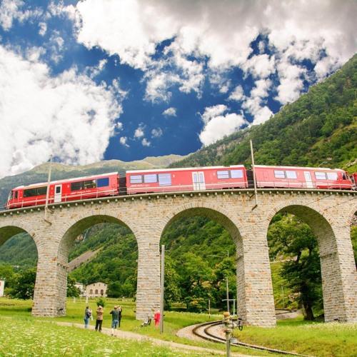 Bernina Express Inghams