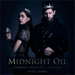 FREE DOWNLOAD: Tommie Profitt Ft. Fleurie - Midnight Oil (Harel Remix) [Sweet Space]