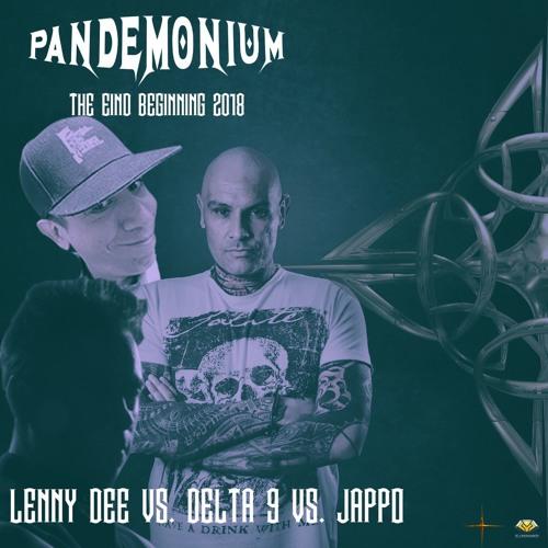 Lenny Dee vs. Delta 9 vs. Jappo - Pandemonium The End/Beginning 2018