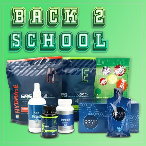 August PURE Product Spotlight on Back-to-School