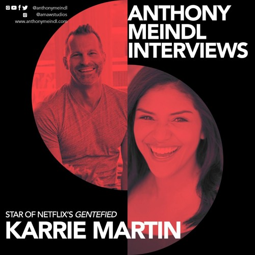Anthony Interviews Karrie Martin