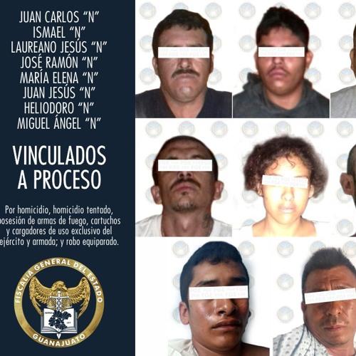 (#AUDIO)Vinculan a proceso a responsables del homicidio de teniente de Guardia Nacional, en Yuriria.