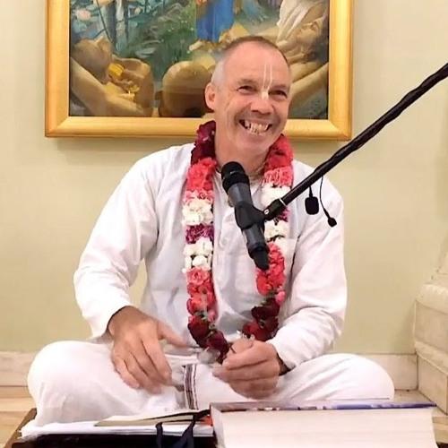 Śrīmad Bhāgavatam class on Mon 19th August 2019 by Gangesvara Dāsa 4.24.34