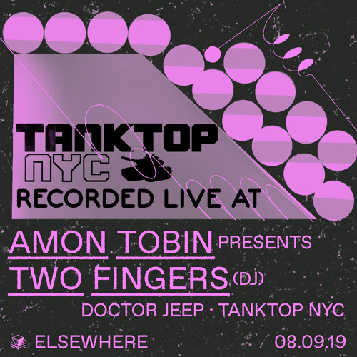 TankTop Live at Elsewhere