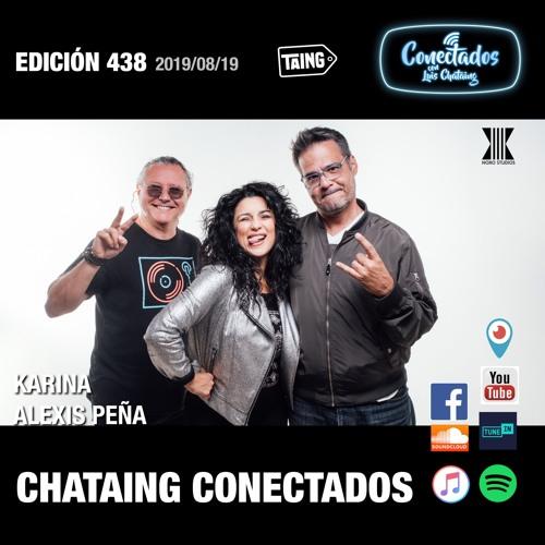 438 CONECTADOS Karina y Alexis Peña