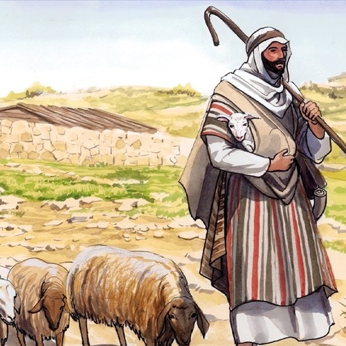 Jesus As The Good Shepherd - 18th Aug 2019 AM - Andrew Clements