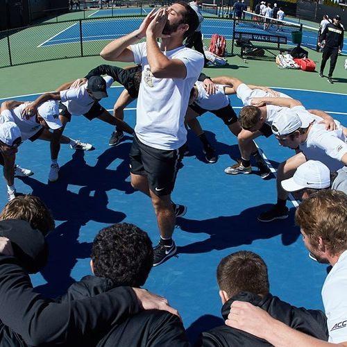 Episode 46 - PETROS CHRYSOCHOS - NCAA Team and Singles Champion - World Team Tennis Player