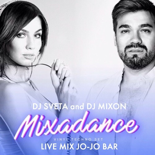 Dj Mixon & Dj Sveta - Live Mix in JoJo Bar (Cheboxary) [09.08.2019]