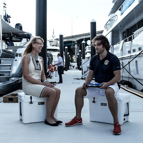 Laura Sherrod - True American Yachting Royalty
