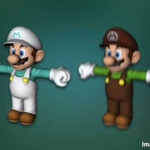 Mario Fever Dream Demons [