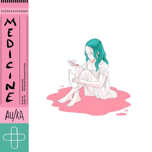au/ra - medicine (cover)