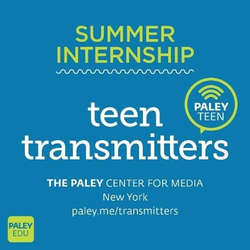 Teen Transmitters Podcast Project 2019