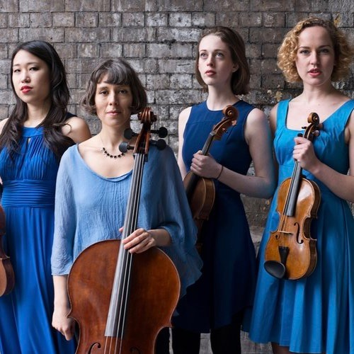 'Six Movements' for String Quartet - performed by the Bloomsbury Quartet
