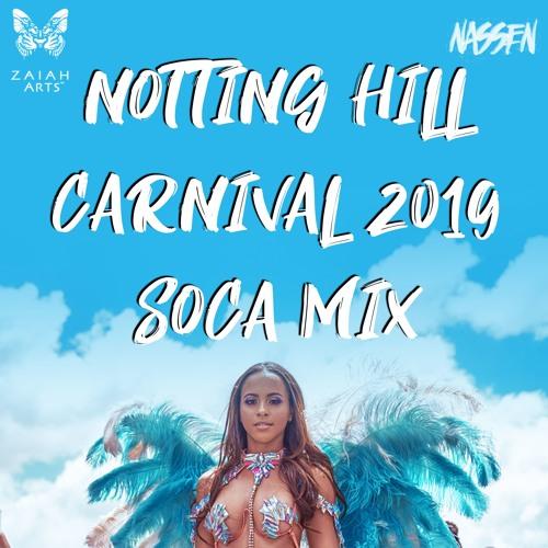 NOTTING HILL CARNIVAL 2019 SOCA MIX