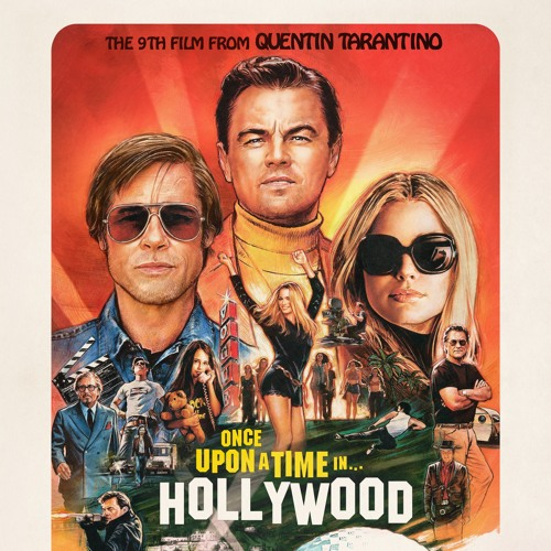 Episode 42 - Once Upon A Time In Hollywood