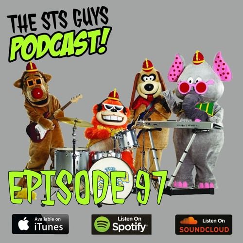 The STS Guys - Episode 97: Hobbs & Snorky