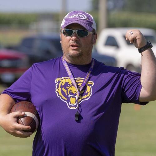 Lexington Football Coaches Show with Jason Lard Week 0