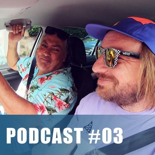 Originalteile-Podcast - Folge #3 mit Ralph Munz / Gastro- und Clublegende aus dem Hip Island