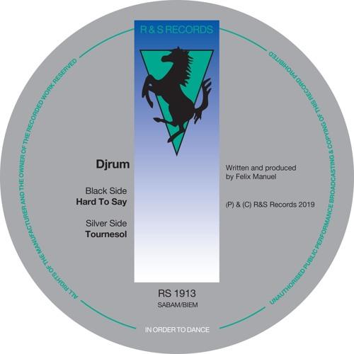 Djrum - Hard To say/Tournesol CLIPS