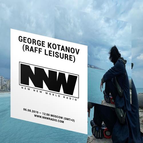 George Kotanov (Raff Leisure) - 6th August 2019