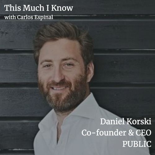 Daniel Korski, co-founder and CEO of PUBLIC, on the bright future of Govtech