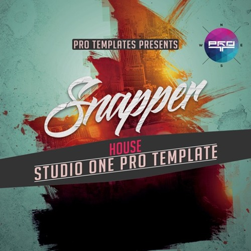 Snapper Studio One Pro Template