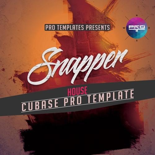 Snapper Cubase Pro Template