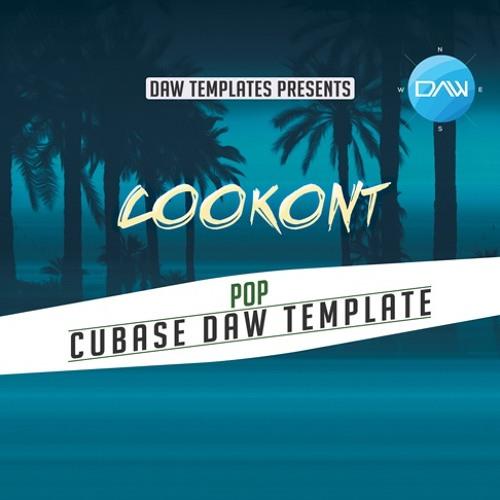 Cookont Cubase DAW Template