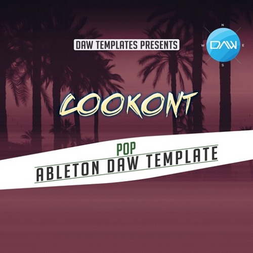 Cookont Ableton DAW Template